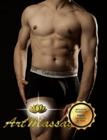 male masseur for women in barcelona