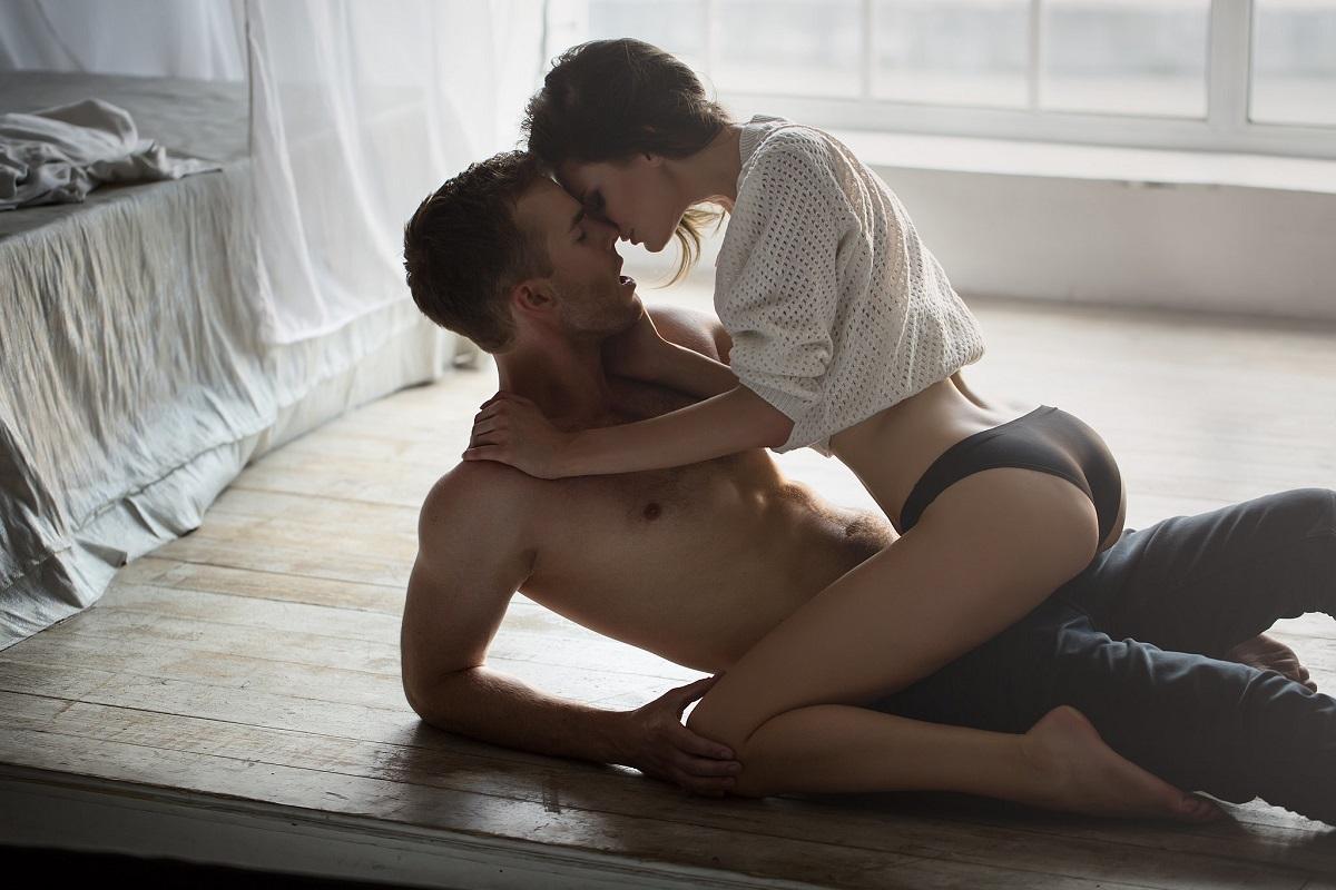 Эротическая фотосессия для двоих