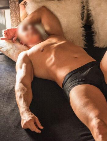 male masseur tall bcn